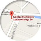 MTA Polska - Mappa