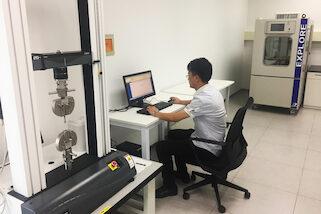 MTA China laboratory