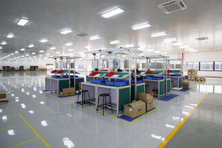 MTA China production department
