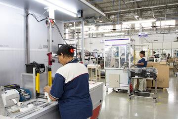 Production of automotive components