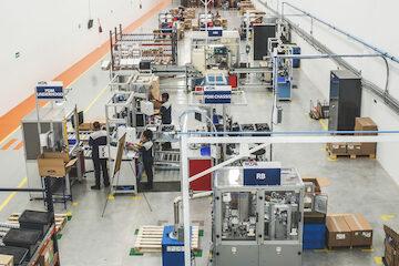 MTA Mexico production plant
