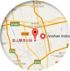 MTA China - Mappa
