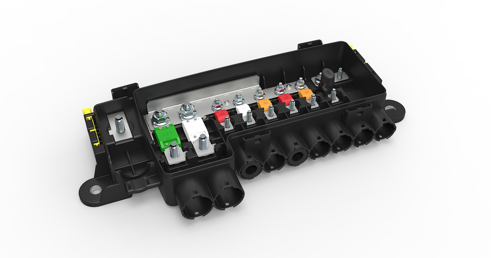 Power Distribution Module with bus-bar