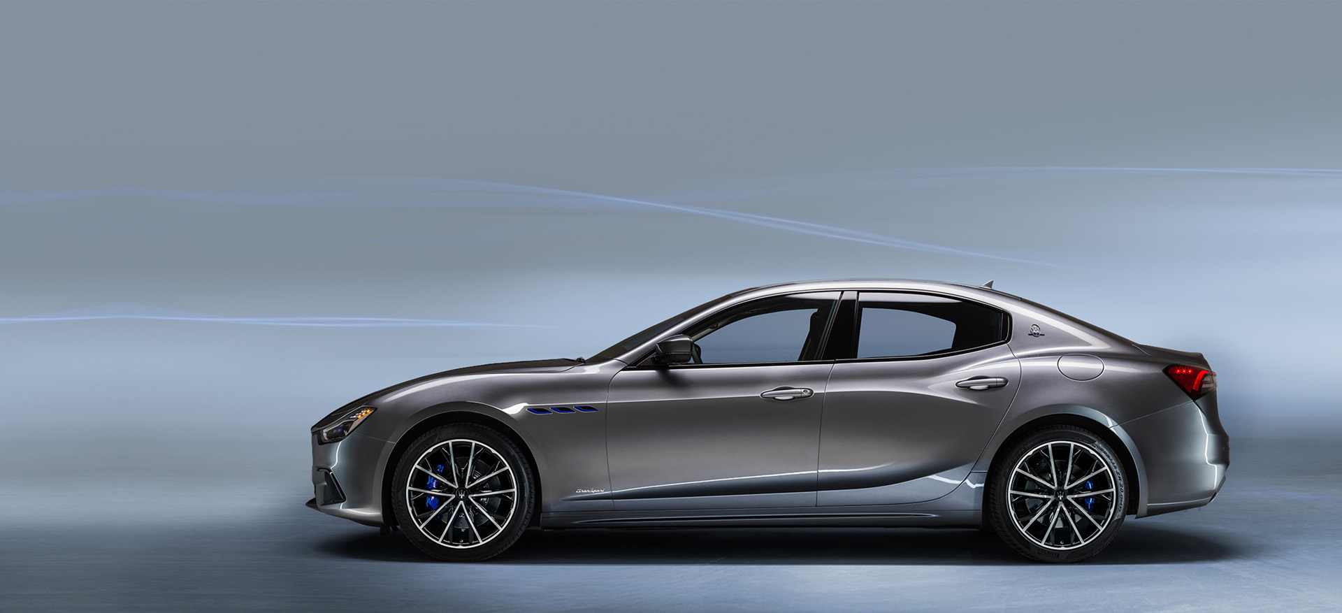 MTA for Maserati Ghibli Hybrid