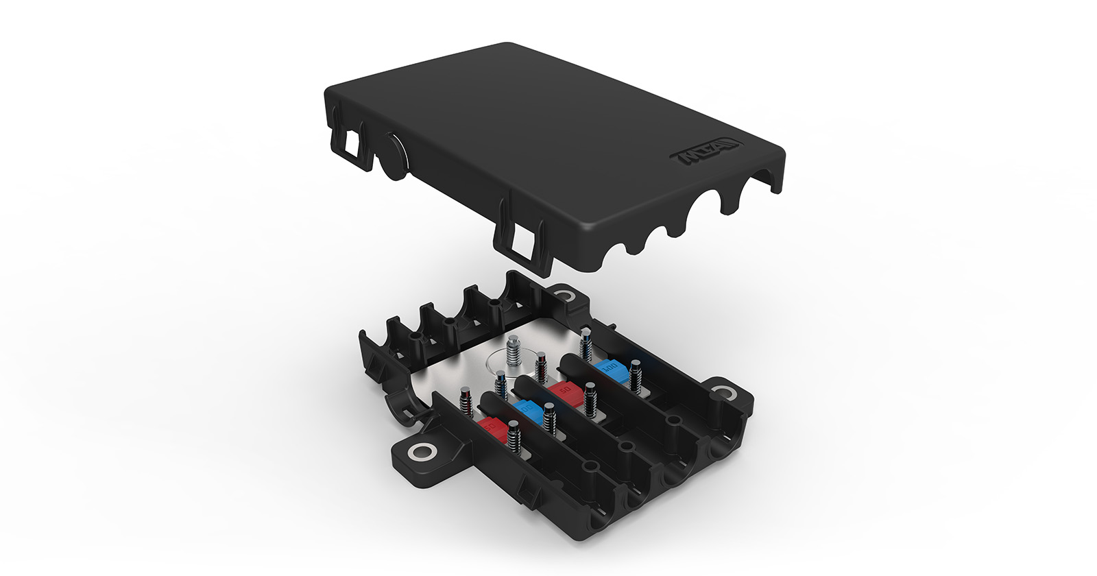 Modular Power Distribution Units For Automotive Mta Wiring Solutions Pdu 4